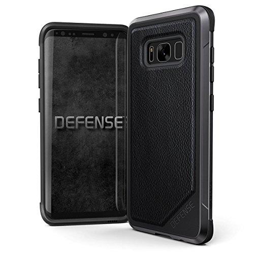Capa para Samsung Galaxy S8 Plus, X-Doria, XD65-01, Chumbo