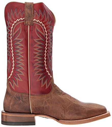 Ariat Mens Relentless Elite Western Cowboy Boot,Dust Devil Tan,10 E US Dust Devil Tan