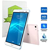 KuGi ® Acer Iconia One 10 B3-A30 screen protector-Ultra-thin (3 Pack) HD clear protector for ...