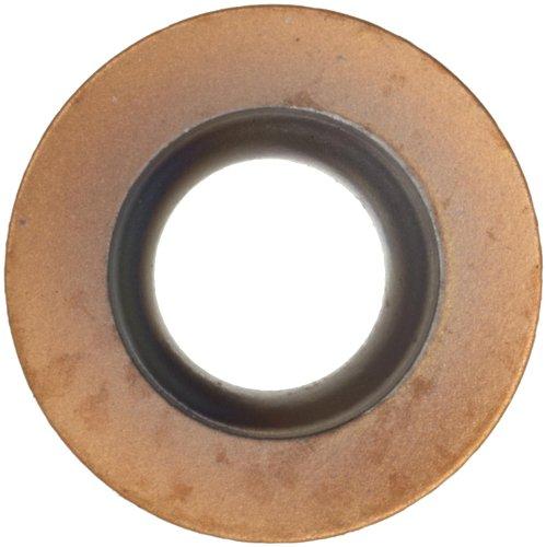 Sandvik Coromant COROMILL Carbide Milling Insert, R300 Style, Round, GC1030 Grade, TiAlN Coating, R3002060EPL,0.255