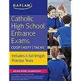 Catholic High School Entrance Exams: COOP * HSPT * TACHS (Kaplan Test Prep)