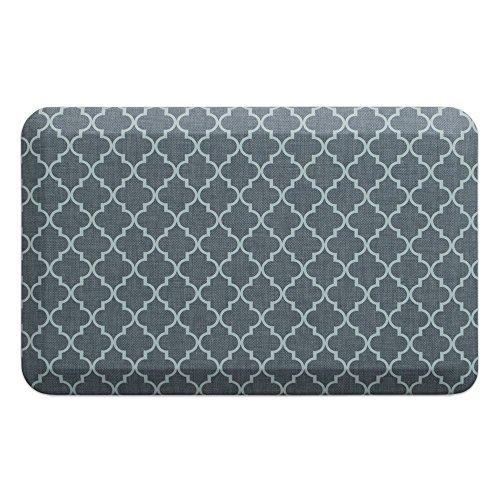 NewLife by GelPro Anti-Fatigue Designer Comfort Kitchen Floor Mat, 20x32
