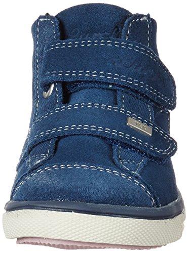 Lurchi Mädchen Swani-Tex High-Top Blau (Jeans)