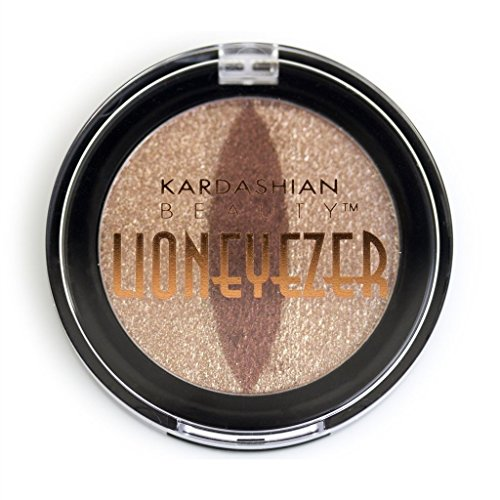 Kardashian Beauty The Lioneyezer - Cat Eye Shadow Liner Combo - Nude - Kardashian Cat