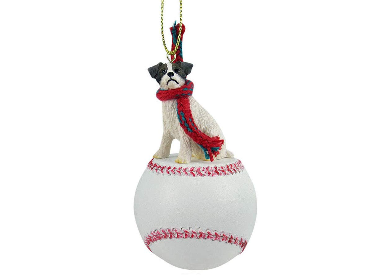 Conversation-Concepts-Jack-Russell-Terrier-Brown-White-wRough-Coat-Baseball-Ornament