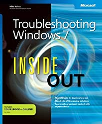 Troubleshooting Windows 7 Inside Out by Halsey, Mike (2010) Paperback