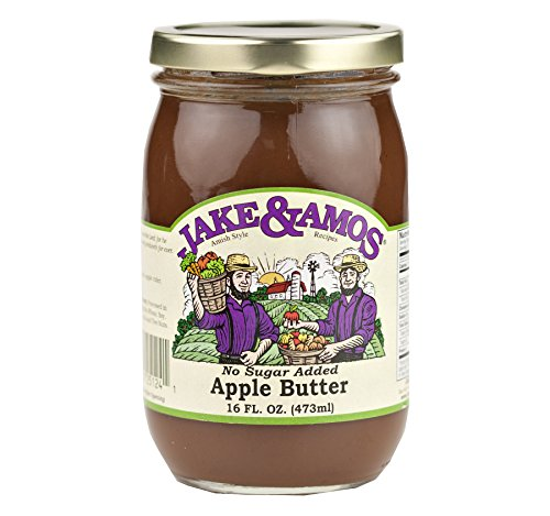 Jake & Amos Apple Butter With Spice No Sugar 16 oz. (3 Jars) by Jake & Amos® (Image #3)