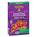 Annie's Homegrown Organic Berry Patch Bunny Fruit Snacks , 5-Count, 115 Grams