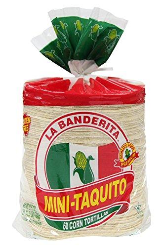 La Banderita Mini Taquito 4 pack - 60ct