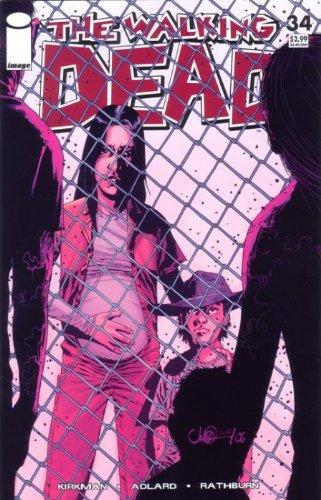 """Walking Dead #34 """"1st Print"""""""