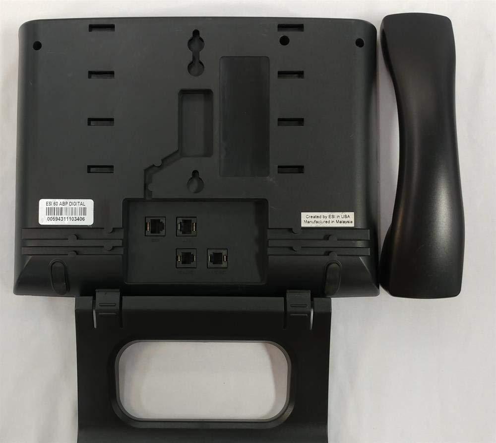 ESI 60D ABP 5000-0594 Self Labeling Digital Telephone with Full Duplex Speakerphone and Backlit Display (Renewed) by ESI (Image #4)