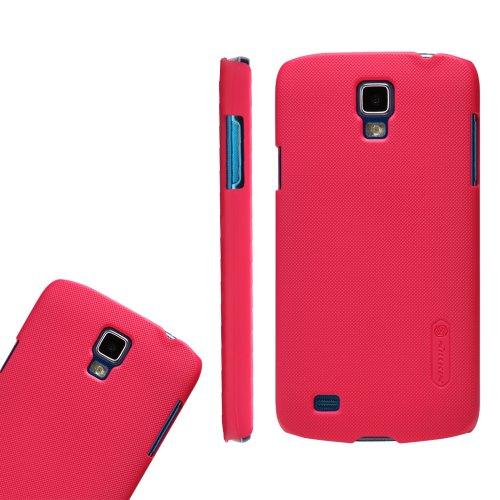 Nillkin [SF Shield] Super Slim Protective Skin Case for Samsung Galaxy S4 Active I9295, Red