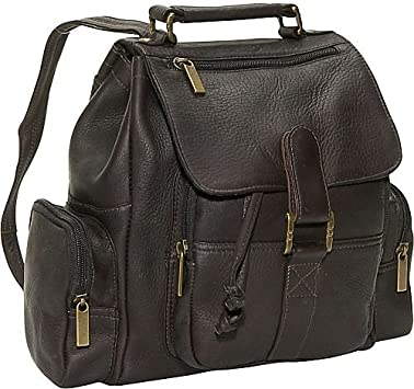 Expandable Laptop Bag Cafe One Size David King /& Co