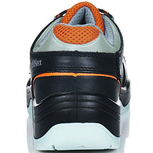 Runnex 5307 S3 - Calzado de seguridad (protección de aluminio)