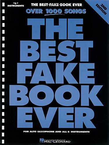 The Best Fake Book Ever: B-flat Edition ()