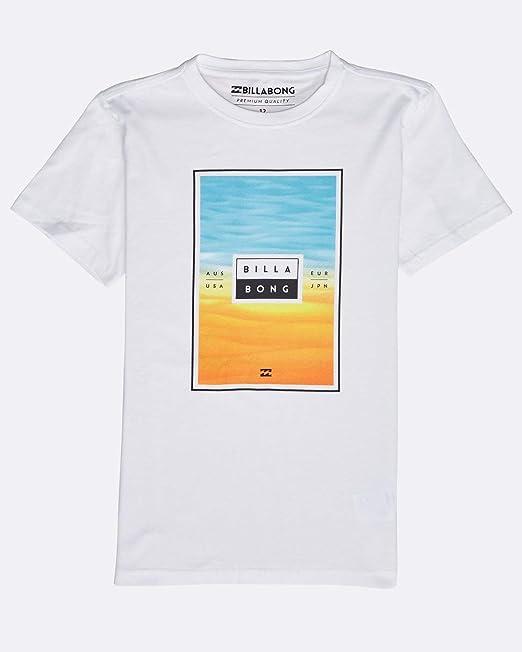 BILLABONG Tucked tee SS Camiseta para Hombre: Amazon.es: Ropa y accesorios