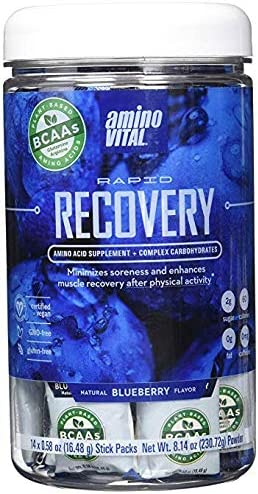 Amino VITAL Rapid Recovery Carbohydrates