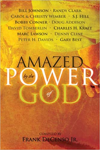 Read Amazed by the Power of God PDF