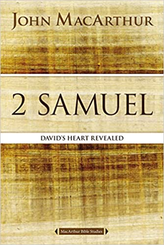 Book 2 Samuel (MacArthur Bible Studies)