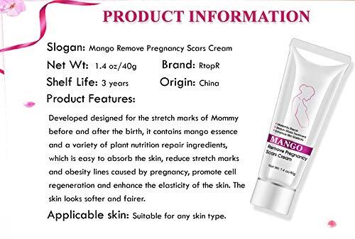 Amazon Com Rtopr Mango Stretch Marks And Scar Cream Stretch