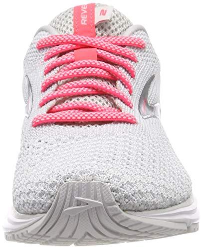 white Grigio pink Da Revel Donna 028 Scarpe grey 2 Running Brooks WnwOHTy8q8