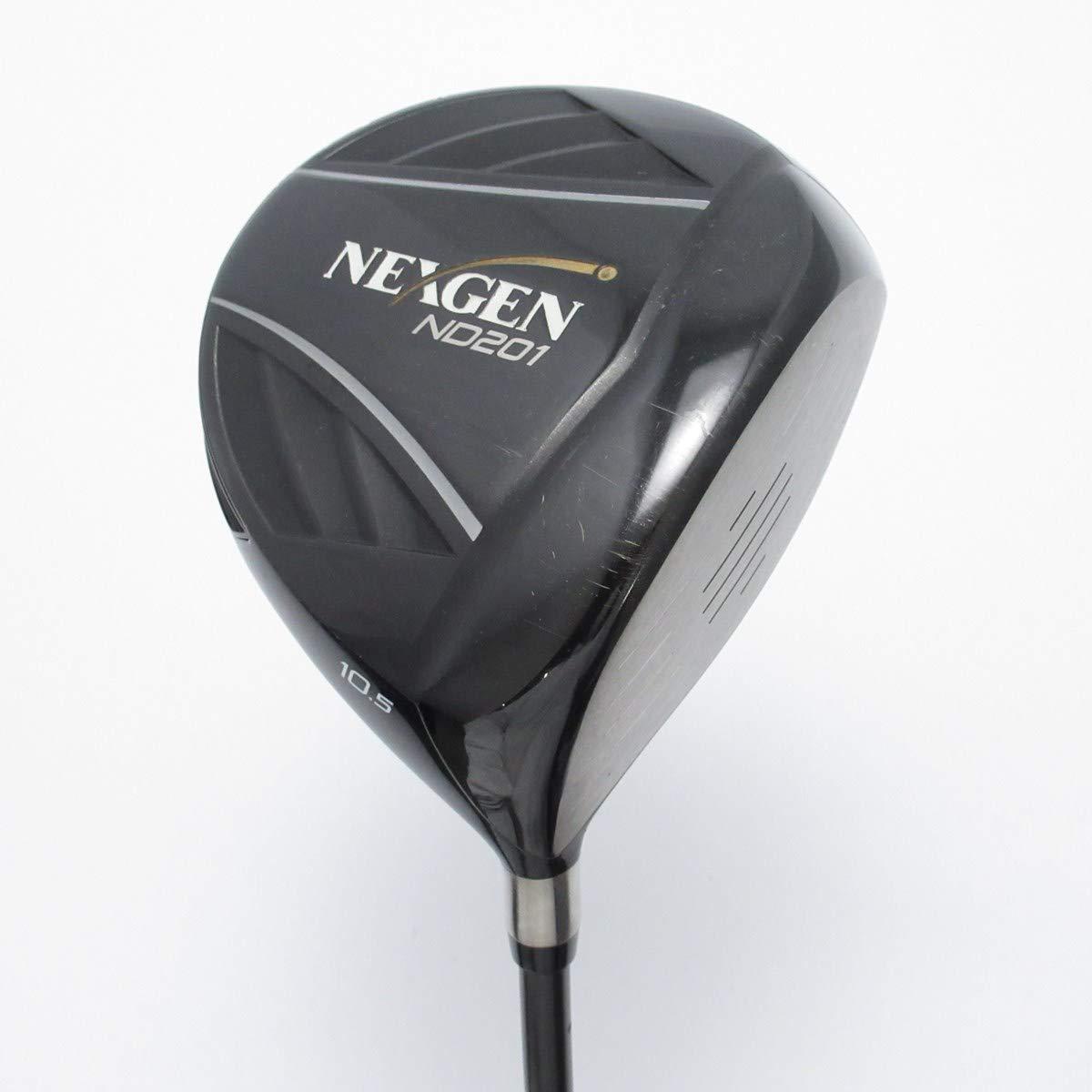 【中古】ゴルフパートナー Golf Partner NEXGEN ND201 ドライバー カーボンシャフト 判別不能  B07PCHN4XS