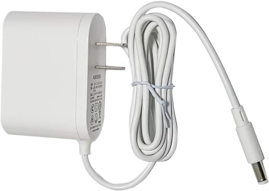 Universal AC Adapter 12V 2A DC Power Supply Adapter (Input AC 100-240V, Output DC 12 Volt 2A) for Household Electronics Routers Speakers CCTV Cameras Home Security Camera IP Camera DVR NVR White