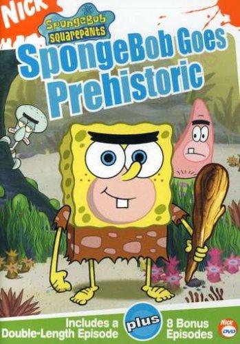 UPC 097368795440, Spongebob Squarepants - Spongebob Goes Prehistoric