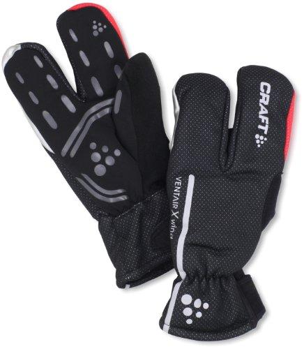Craft-Siberian-Split-Finger-Wind-Waterproof-Bike-Gloves
