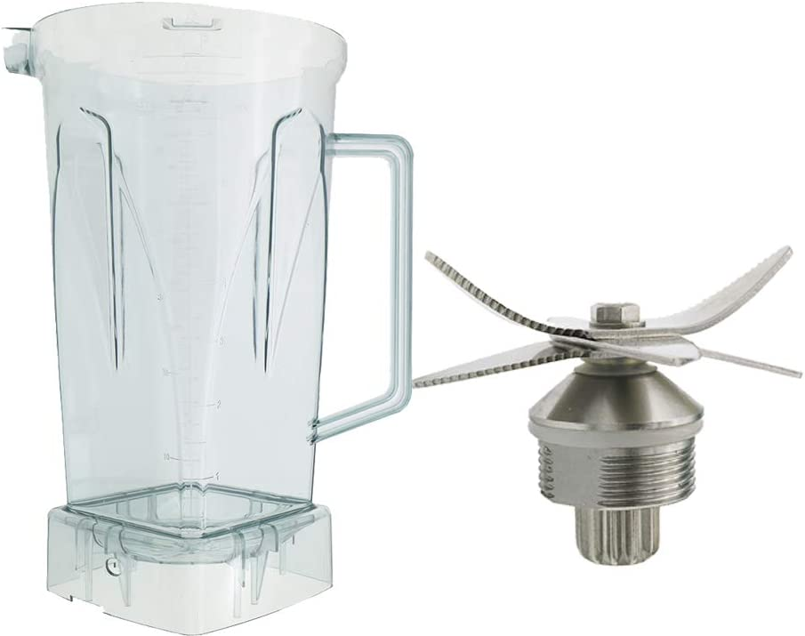 WuYan Jar for Blender for Smoothie Jar Stationary Knife, blender gearbox for vitamix TM-768III TM-767II TM-767III BL-009B BL-019 767 Blender Set for Blender Extruder Parts