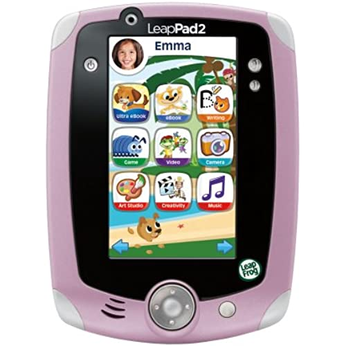 LeapFrog LeapPad2 Explorer Kids' Learning Tablet, Pink Coupons