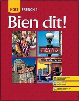 bien dit french 1 online textbook pdf