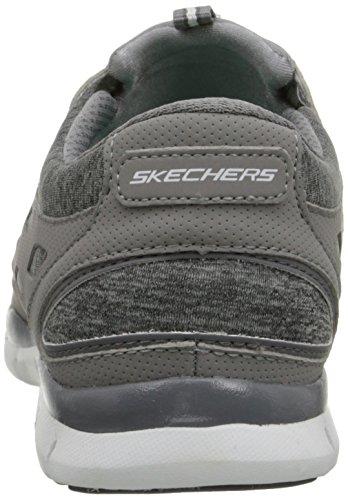 Gray Bungee Gratis Women's Fashion Skechers Sport Sneaker Pink qYaUWzx