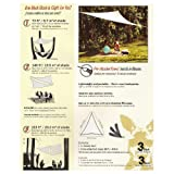 Coolaroo Ready-to-hang Triangle Shade Sail