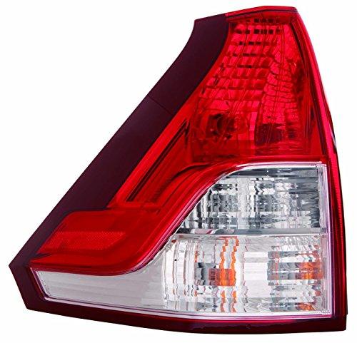 (Depo 317-19A1L-AF Honda Crv Driver Side Tail Light Assembly )
