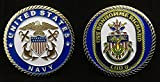 USS Bonhomme Richard LHD 6 (Officer) Challenge Coin