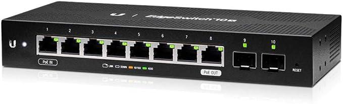 Ubiquiti Networks Edgeswitch 10x Es 10x Computer Zubehör