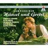 Humperdinck - Hänsel und Gretel / Ziesak, Larmore, Behrens, Weikl, Joshua, Ch. Schäfer, Runnicles