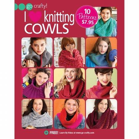 Soho Publishing SO-21056 I Love Knitting Cowls (Soho Publishing)