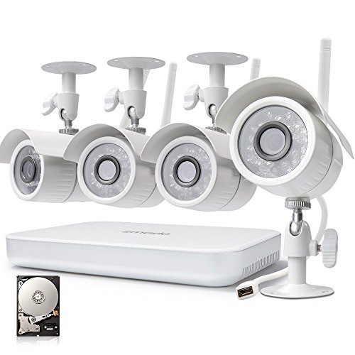 Dvr Surveillance Security System - 9