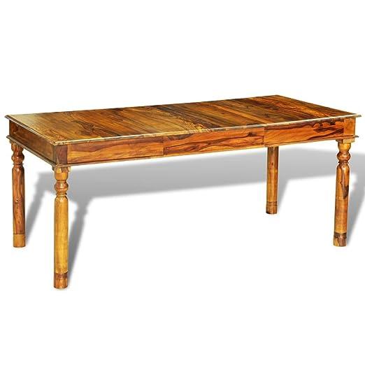 Luckyfu Mesa de Muebles de diseño Moderno Mesa de Cocina y Comedor ...