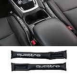DIYcarhome Car Seat Gap Filler, Leakproof Pad/Seat