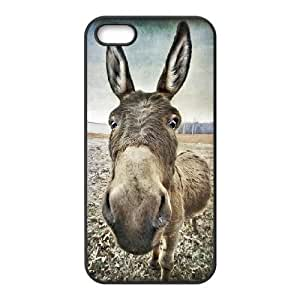 DIY High Quality Case for Iphone 5,5S, The Donkey Phone Case - HL-R684525
