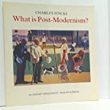 What Is Post-Modernism?, Charles Jencks, 0312016999