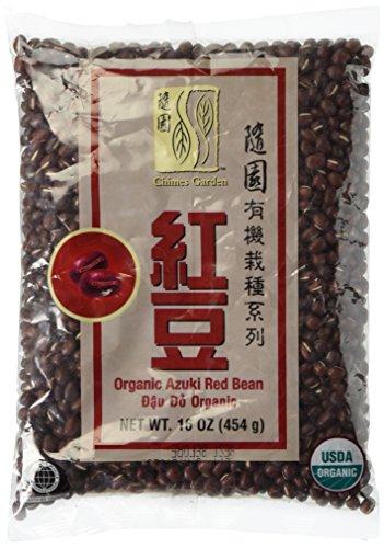 (Organic Azuki Red Beans - 16oz.)