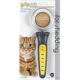 JW Pet Company GripSoft Cat Shedding Blade
