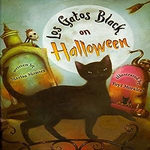 Los Gatos Black on Halloween Audiobook