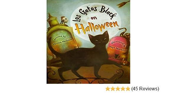 Amazon.com: Los Gatos Black on Halloween (Audible Audio Edition): Marisa Montes, Maria Conchita Alonso, Weston Woods Studios: Books