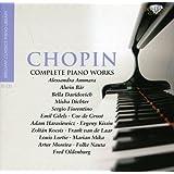 ショパン:ピアノ曲全集 15枚組