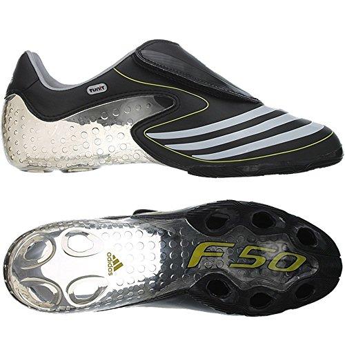 Adidas F50.8 Tunit Upper / shaft, Scarpe da calcio uomo, Nero (nero), 39.5